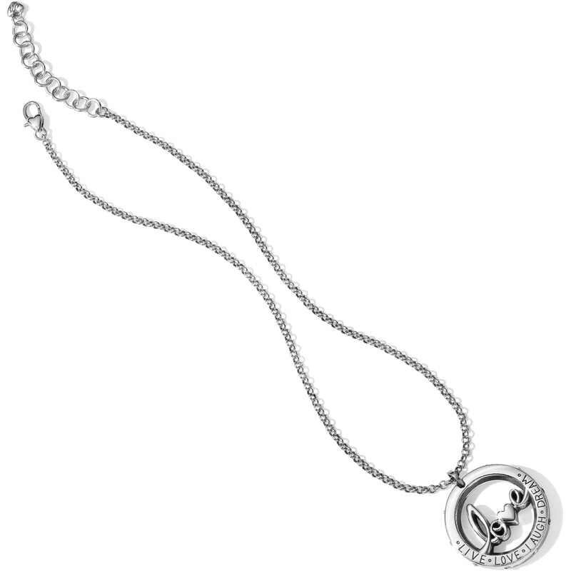 Brighton Love You Pendant Necklace