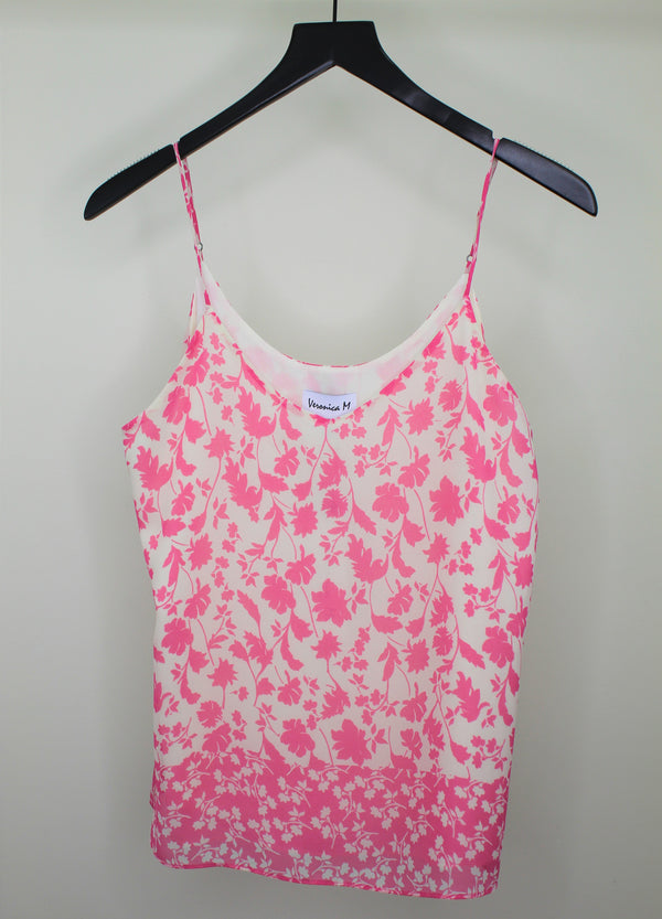 Veronica M Pretty in Pink Camisole Top