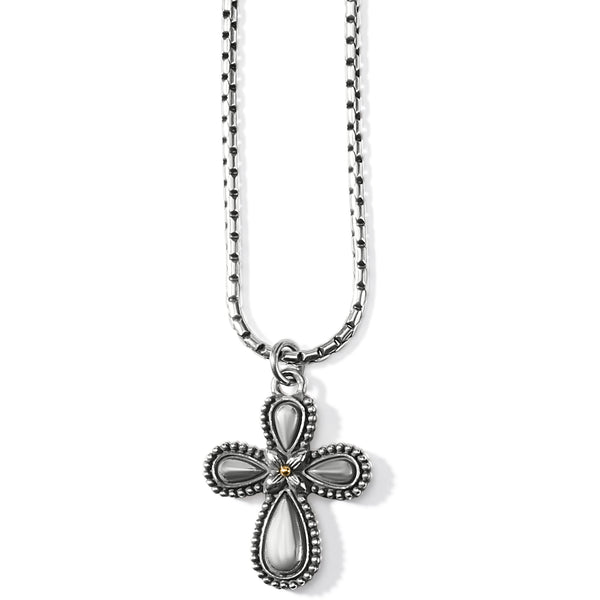 Grace Cross Necklace