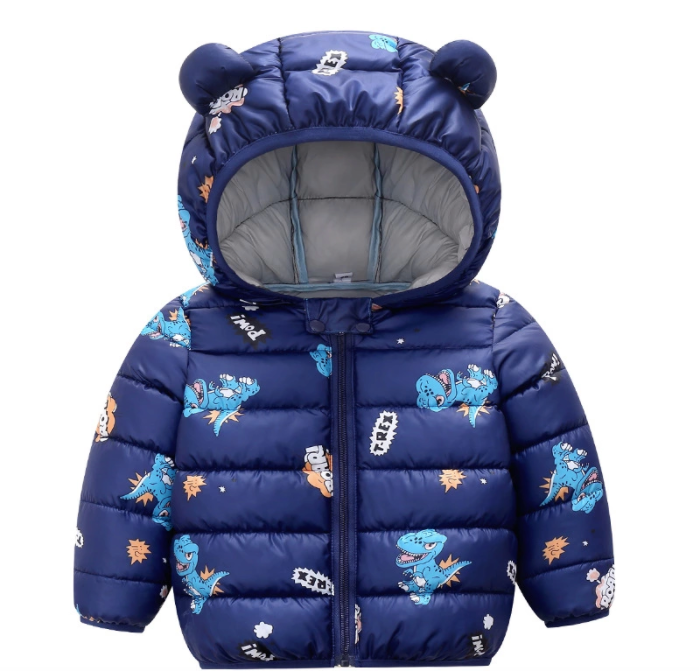 Baby Dino Winter Jacket