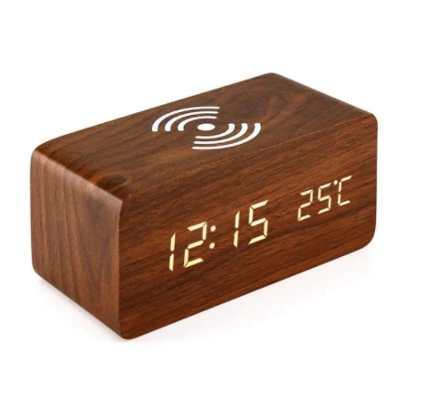 Smart Clock Charger