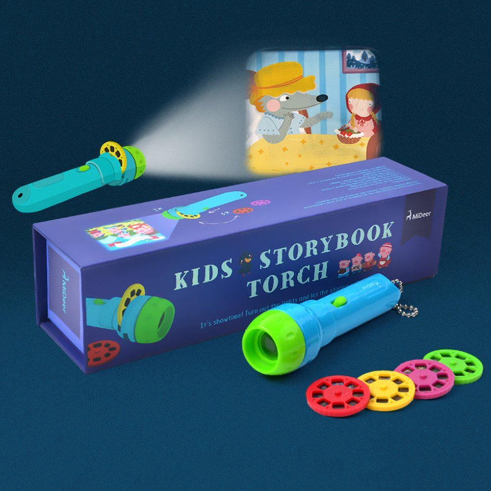 Kids Story Telling Flashlight