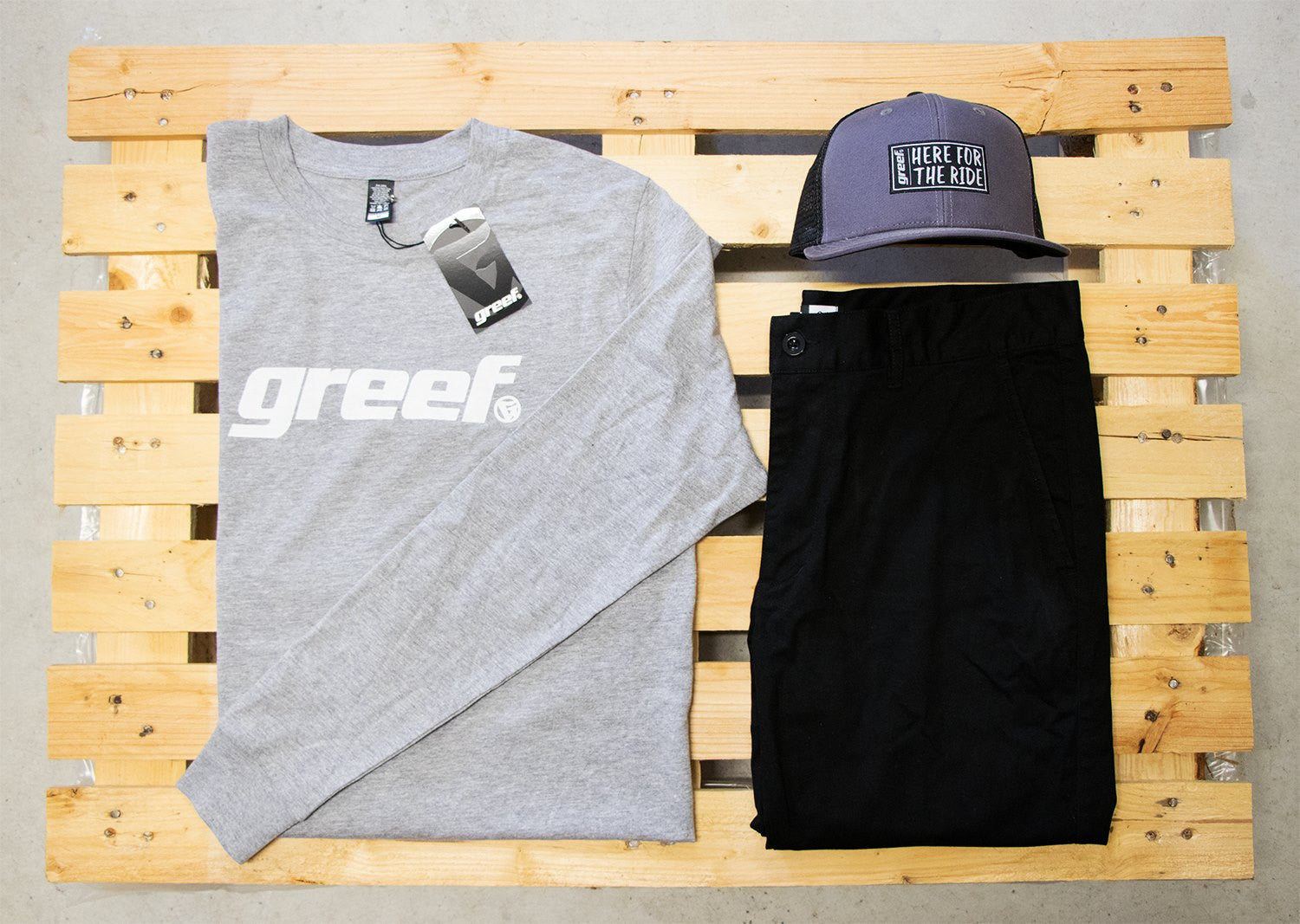 Greef Clothing Giveaway