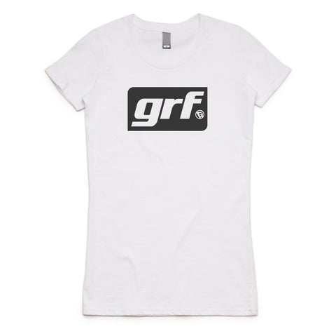 GRF Label Womens Tee