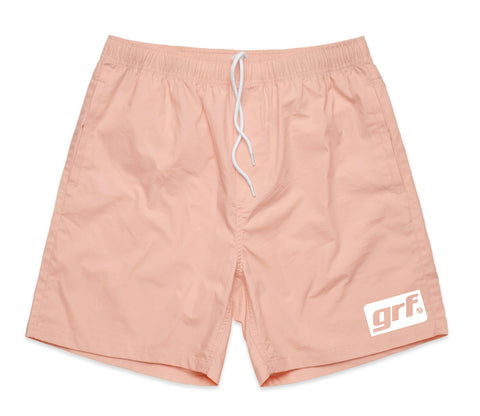 GRF Label Ladies Beach Shorts