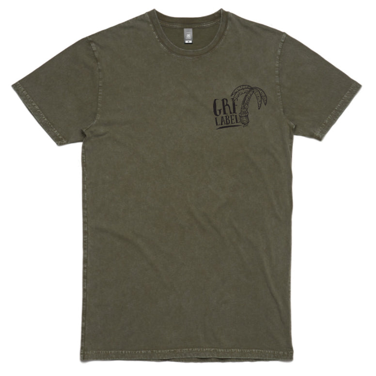 GRF Label Mens Tee