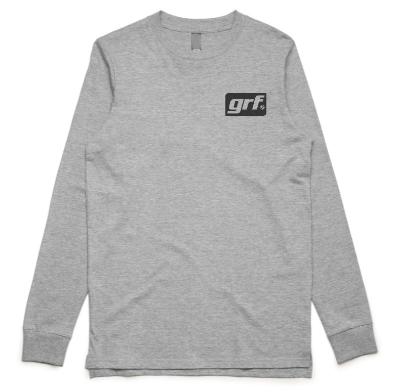 GRF Pocket long-sleeve tee