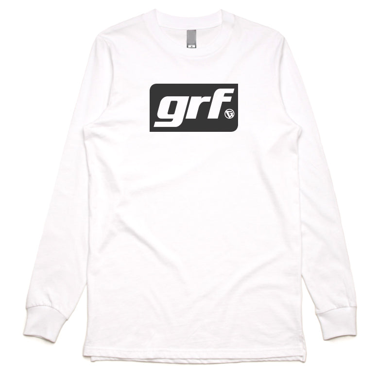 GRF Label Long-Sleeve Tee