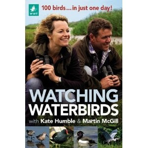 Watching Waterbirds with Kate Humble & Martin McGill