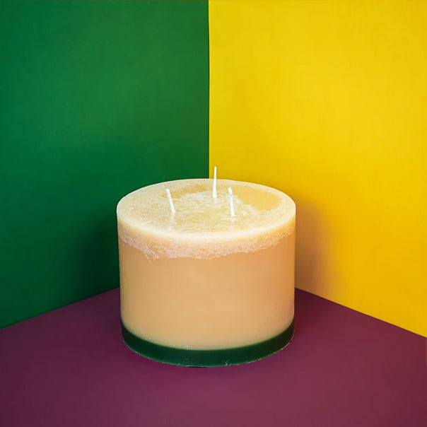 Winter spice 3 wick candle