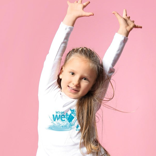 Children's long sleeve t-shirt