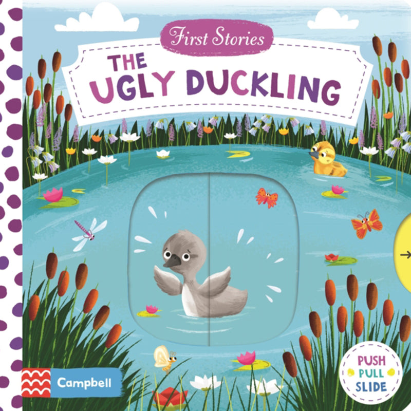 The Ugly Duckling Board Book