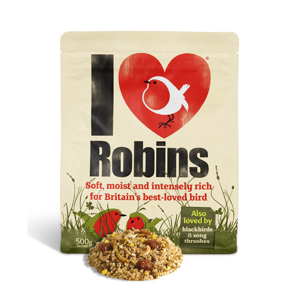 I Love Robins® 500G