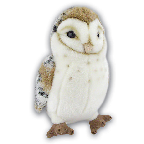 Medium owl soft toy (25cm)