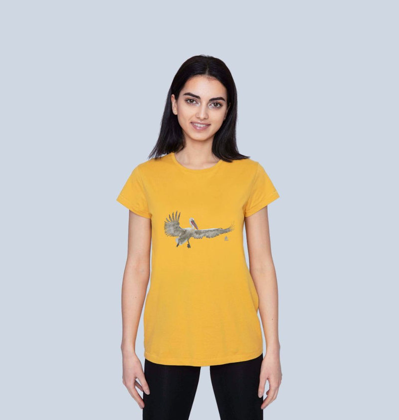Women's Pelican t-shirt