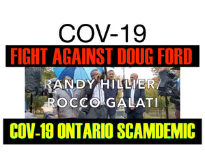 CA 0:00 / 29:01 Rocco Galati & Randy Hillier FIGHT AGAINST DOUG FORD'S COV-19 AGENDA