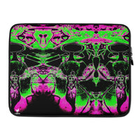 Acid Trip (The Dream Collection) - Laptop Sleeve - Humans are FREE T-Shirts. Anti establishment T-Shirts. Cov-19, NWO, Celebrity, Funny, Crazy & Alternative T-Shirts for men and women