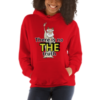 There is no THE truth (physics) - Women's Hoodie - Humans are FREE T-Shirts. Anti establishment T-Shirts. Cov-19, NWO, Celebrity, Funny, Crazy & Alternative T-Shirts for men and women
