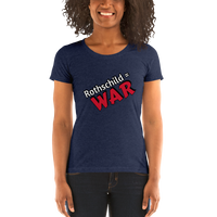 The Rothschild's - Women's T-Shirt - Humans are FREE T-Shirts. Anti establishment T-Shirts. Cov-19, NWO, Celebrity, Funny, Crazy & Alternative T-Shirts for men and women
