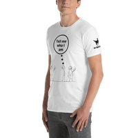 """Lost People"" Cov-19 - Men's T-Shirt - Humans are FREE T-Shirts. Anti establishment T-Shirts. Cov-19, NWO, Celebrity, Funny, Crazy & Alternative T-Shirts for men and women"