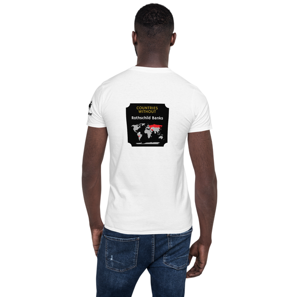 The Rothschildes - Men's T-Shirt - Humans are FREE T-Shirts. Anti establishment T-Shirts. Cov-19, NWO, Celebrity, Funny, Crazy & Alternative T-Shirts for men and women