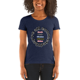 Secret Society (Presidents) - Women's T-Shirt - Humans are FREE T-Shirts. Anti establishment T-Shirts. Cov-19, NWO, Celebrity, Funny, Crazy & Alternative T-Shirts for men and women