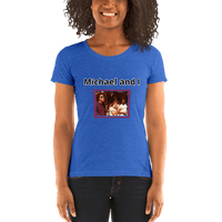 Barack and Michael Lavaugn Robinson - Women's T-Shirt - Humans are FREE T-Shirts. Anti establishment T-Shirts. Cov-19, NWO, Celebrity, Funny, Crazy & Alternative T-Shirts for men and women