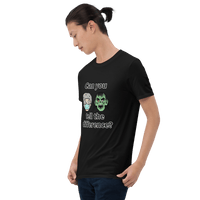 Zombie Cov-19 - Men's T-Shirt - Humans are FREE T-Shirts. Anti establishment T-Shirts. Cov-19, NWO, Celebrity, Funny, Crazy & Alternative T-Shirts for men and women