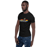 Michael Lavaughn Robinson- Men's T-Shirt - Humans are FREE T-Shirts. Anti establishment T-Shirts. Cov-19, NWO, Celebrity, Funny, Crazy & Alternative T-Shirts for men and women