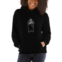 Bernie Sanders - Womens Hoodie - Humans are FREE T-Shirts. Anti establishment T-Shirts. Cov-19, NWO, Celebrity, Funny, Crazy & Alternative T-Shirts for men and women