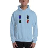 Bernie Sanders (colourized) - Mens Hoodie - Humans are FREE T-Shirts. Anti establishment T-Shirts. Cov-19, NWO, Celebrity, Funny, Crazy & Alternative T-Shirts for men and women
