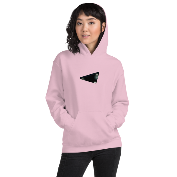 "E.T Spacecraft ""The Essassani"" - Women's Hoodie - Humans are FREE T-Shirts. Anti establishment T-Shirts. Cov-19, NWO, Celebrity, Funny, Crazy & Alternative T-Shirts for men and women"
