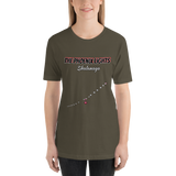 "The Shalanaya ""The Phoenix Lights"" - Women's T-Shirt - Humans are FREE T-Shirts. Anti establishment T-Shirts. Cov-19, NWO, Celebrity, Funny, Crazy & Alternative T-Shirts for men and women"