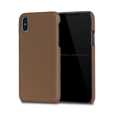 Noblessa Back Cover Smartphone Case (iPhone Xs / X)-BONAVENTURA