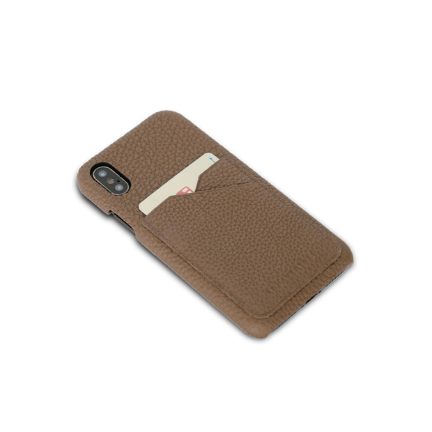 Back Cover Smartphone Case (iPhone Xs / X)-BONAVENTURA