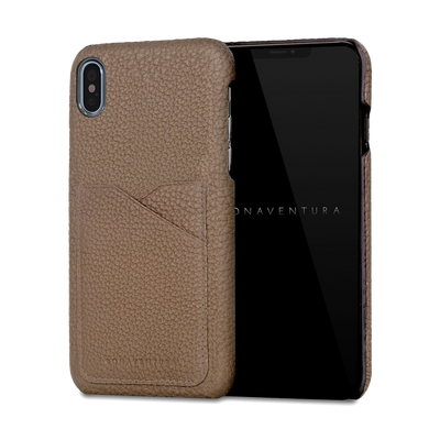 Back Cover Smartphone Case (iPhone Xs Max)-BONAVENTURA