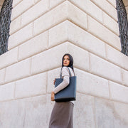 Noblessa Shopper Bag-BONAVENTURA