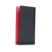 Long Bi-Fold Vertical Wallet-BONAVENTURA