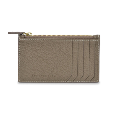 Mini Zip Wallet without Gusset-BONAVENTURA