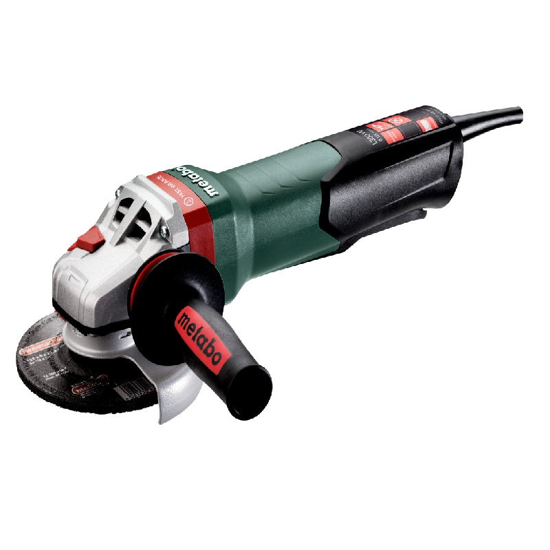 "Amoladora Angular METABO de 5"" (125 mm) 1,300 Watts WPB 13-125 QUICK (220V)"