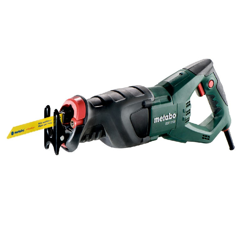 "Sierra de Sable METABO de 1-3/32"" (28 mm) 1100W SSE 1100 (220V)"