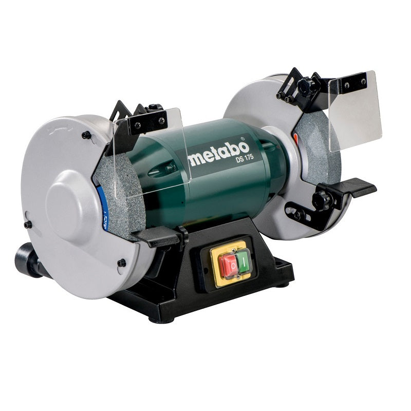 Esmeriladora Doble METABO de 7 x 1 x 1' (175 x 25 x 25 mm) 500 Watts DS 175