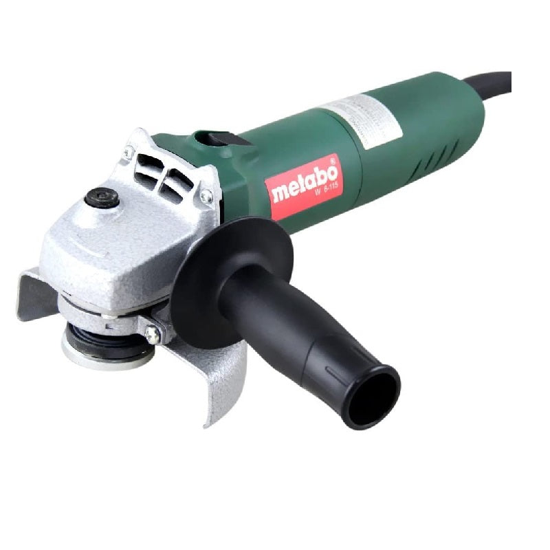 "Amoladora Angular METABO de 4-1/2"" (115 mm) 600 Watts W 6-115"