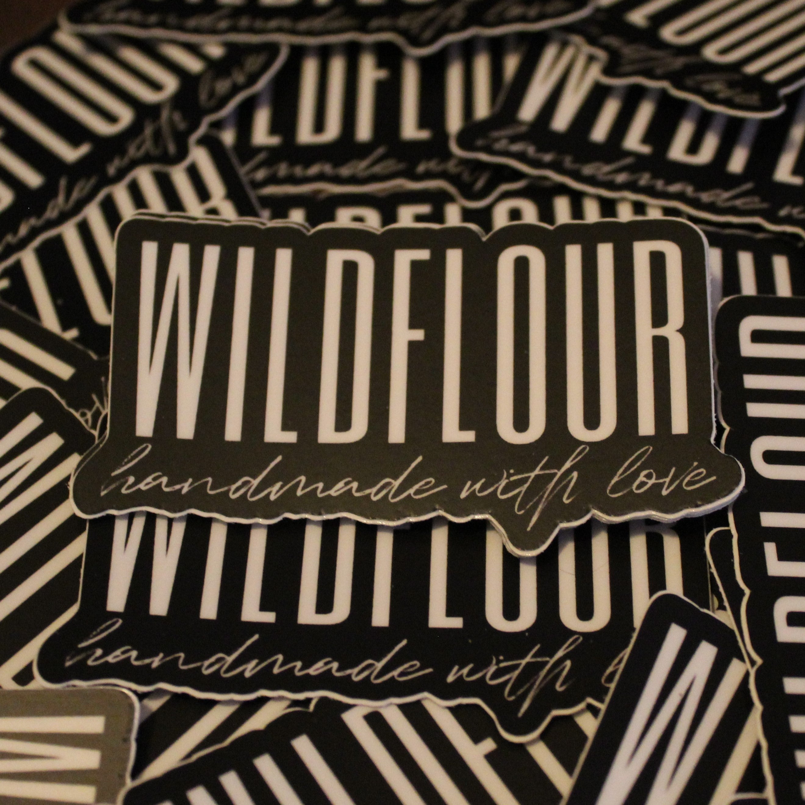 Wildflour Classic Sticker