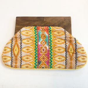 Colorful Beaded Clutches