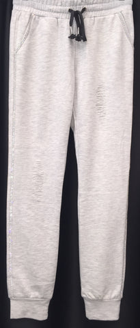 Crystal Tracksuit Grey