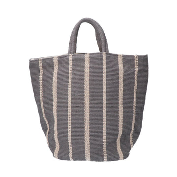 WOVEN TOTE / GRAY (LilasCampbellコラボレーション)