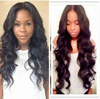 Brazilian Virgin Human Hair 360 Lace Wave Wig | Human Hair Wigs
