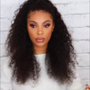 Loose Curly Wave Synthetic Lace Front Wigs - Brazilian Kinky Curly Wig