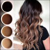 360 Lace Wig Frontal Hand-Tied Trendy Wave Wig| Human Wig | Brown Mixed Gold Wig
